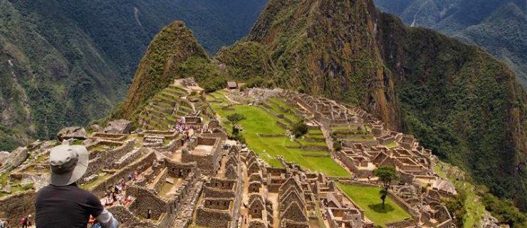 Machu Picchu y Huayna Picchu